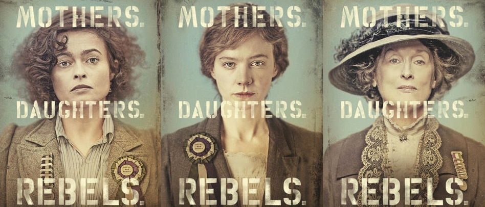 Movie Review: 'SUFFRAGETTE' Dramatizes An Important Topic With Scattershot Story-Telling