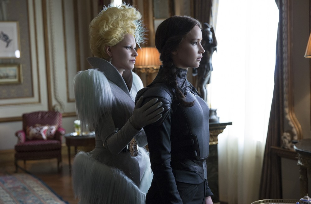 Movie Review: THE HUNGER GAMES: MOCKINGJAY – PART 2 Aims Straight, Hits Target