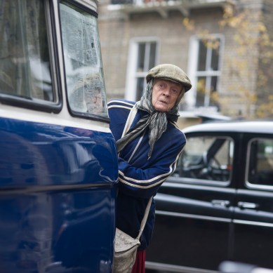 AFI Fest Movie Review: 'THE LADY IN THE VAN' – Sympathy For The Devil