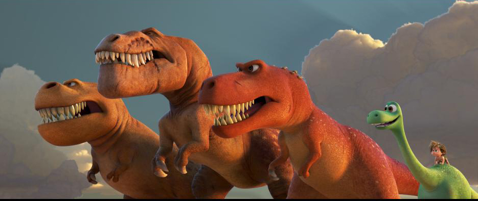 Movie Review: 'THE GOOD DINOSAUR' – Jurassic Heart