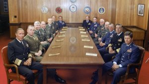 Still from WHERE TO INVADE NEXT.