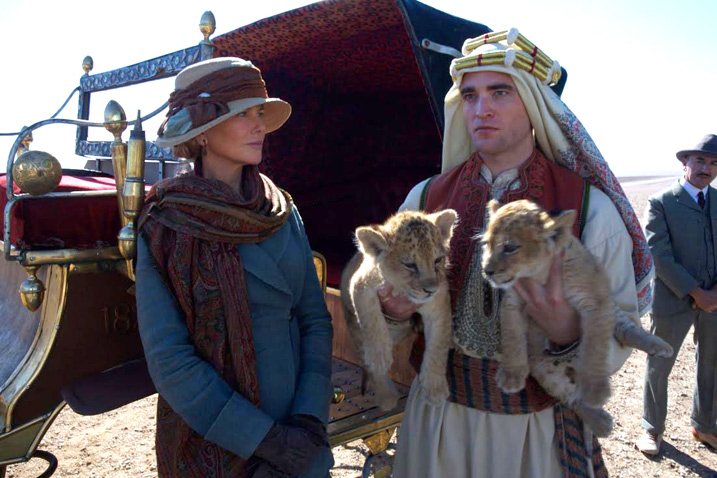 AFI Fest Review: 'QUEEN OF THE DESERT' – A Royal Pain In The Ass