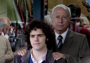 Guillermo Francella and Peter Lanzani star in THE CLAN. Courtesy of Fox International Studios.
