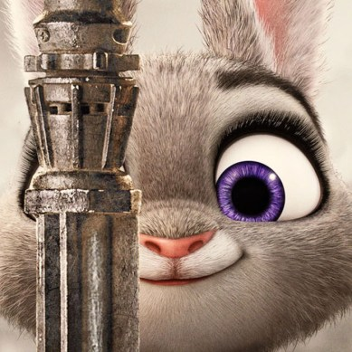 "Your Guide To 'ZOOTOPIA""s Pun-ny Movie Posters"