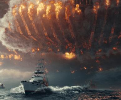 'INDEPENDENCE DAY: RESURGENCE' Trailer Teases Alien Invasion, Bill Pullman's Beard