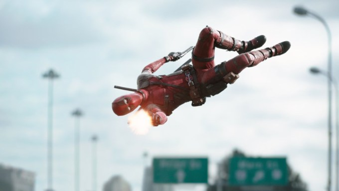 Ryan Reynolds is Marvel Comics' most unconventional anti-hero, DEADPOOL.