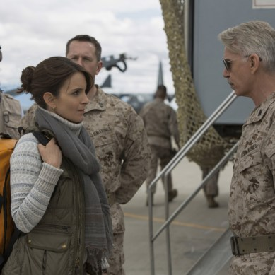 Shake Up Your Life With Tina Fey & Margot Robbie In 'WHISKEY TANGO FOXTROT'