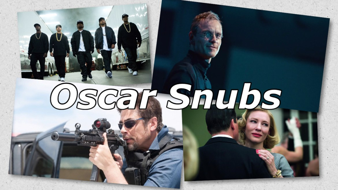 #TBT Review: Famous Oscar Snubs