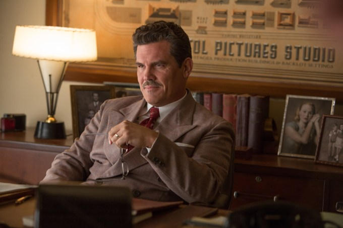 Josh Brolin is Eddie Mannix in HAIL, CAESAR! Courtesy of Universal Pictures.