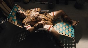 George Clooney in HAIL, CAESAR! Courtesy of Universal Pictures.