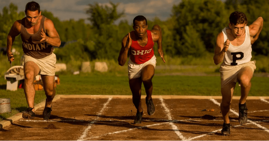 Movie Review: 'RACE' loses its footing