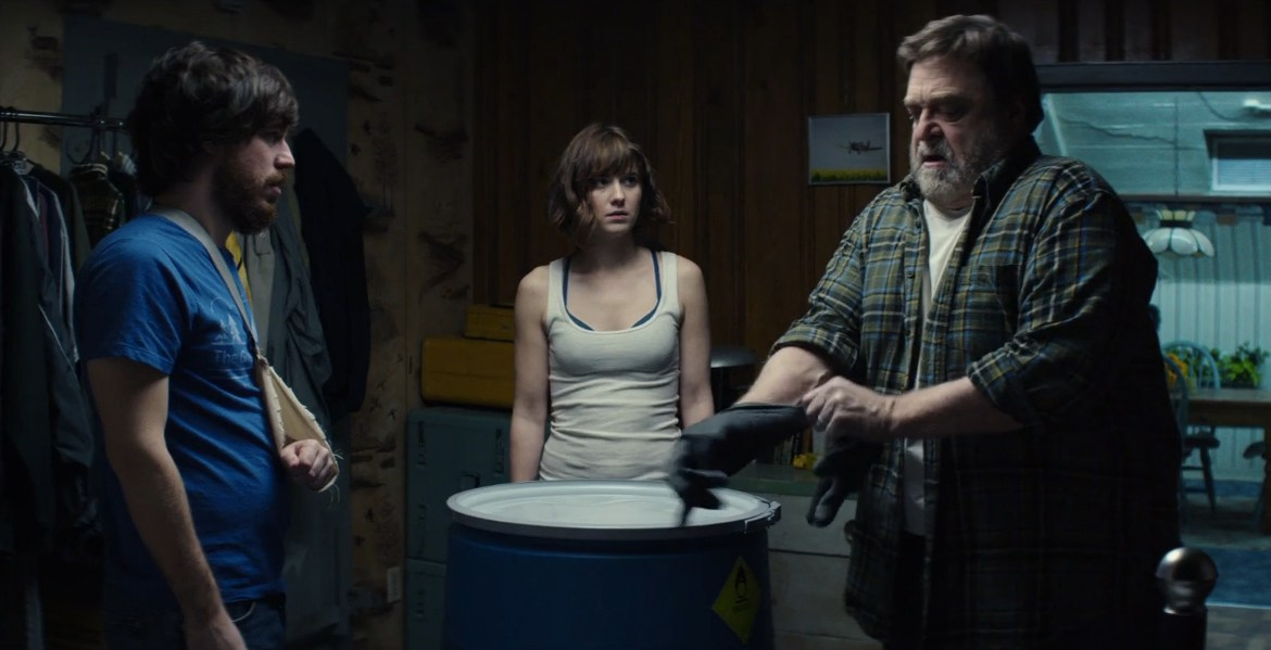Blu-ray Tuesday: Monster Mash – '10 CLOVERFIELD LANE' and more