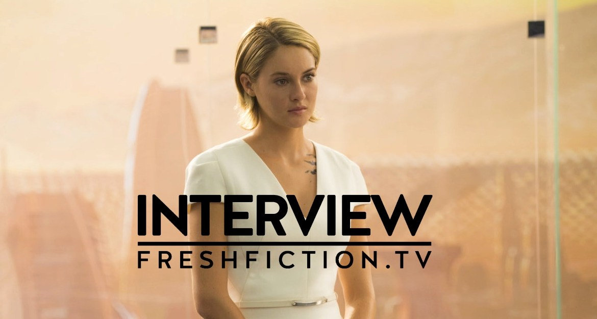 Shailene Woodley on the evolution and future of Tris in 'ALLEGIANT'