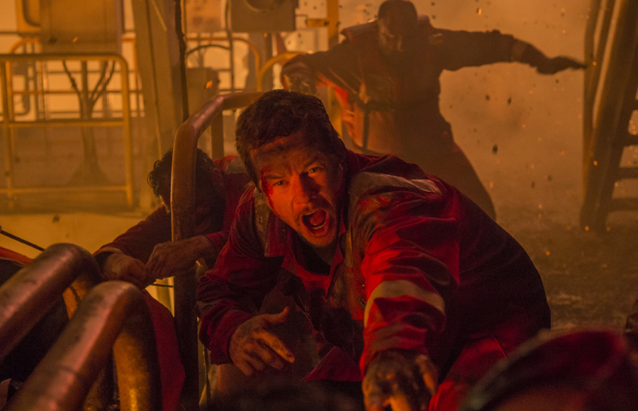 'DEEPWATER HORIZON' Trailer Teases Real-Life Disaster & One Messy School Project