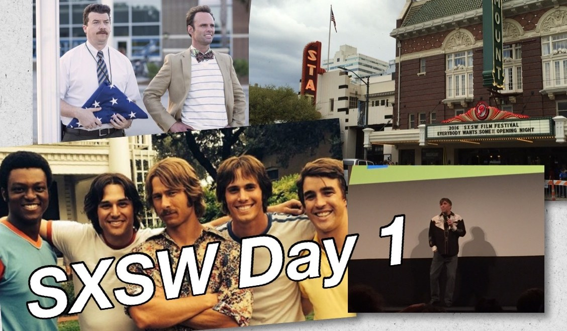 SXSW Day 1 Recap: 'EVERYBODY WANTS SOME' and Friday night features shift fest into gear