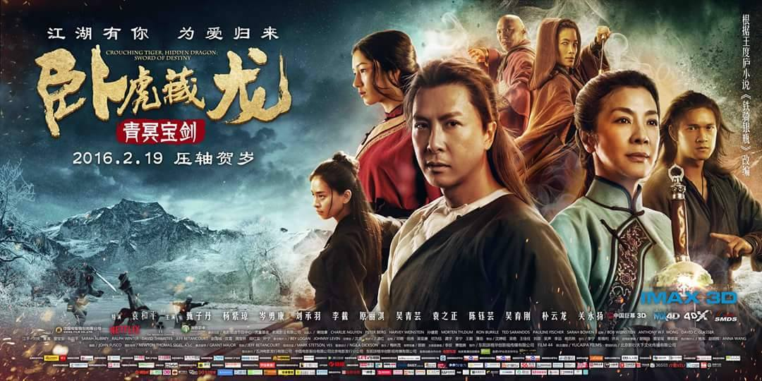 Netflix Review: 'CROUCHING TIGER, HIDDEN DRAGON: SWORD OF DESTINY' Slices But Doesn't Cut Deep
