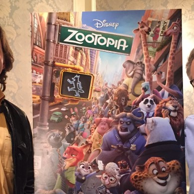 Video Interview: 'ZOOTOPIA' directors dish on film's comedy chops
