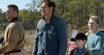 L-R: Joel Edgerton, Michael Shannon, Jaeden Lieberher and Kirsten Dunst star in MIDNIGHT SPECIAL. Photo courtesy of Warner Bros.