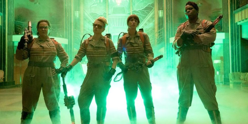 The new 'GHOSTBUSTERS' trailer has arrived!