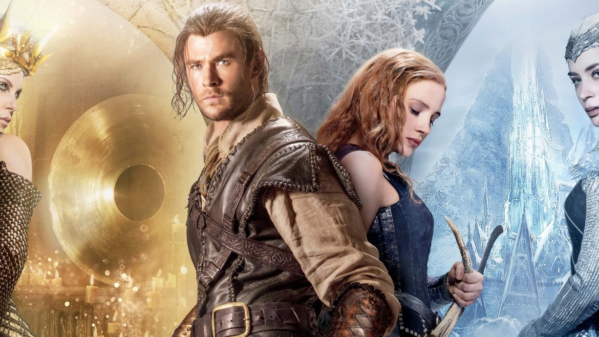 Movie Review: 'THE HUNTSMAN: WINTER'S WAR' tickles a few fancies