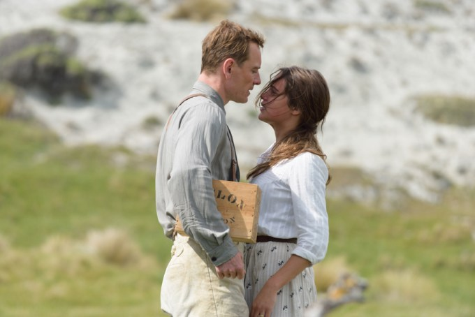 LIGHT BETWEEN OCEANS a