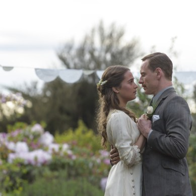 Love on the rocks – 'THE LIGHT BETWEEN OCEANS' and 'THE HANDMAIDEN' lead this week's Blu-ray and DVD releases