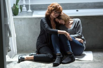 Sarandon (Left) Byrne (Right) Photo Courtesy of Sony Pictures Classics