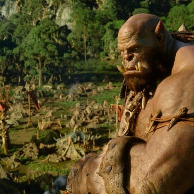 Movie Review: 'WARCRAFT' is 'THE GOLDEN COMPASS' of video game movies