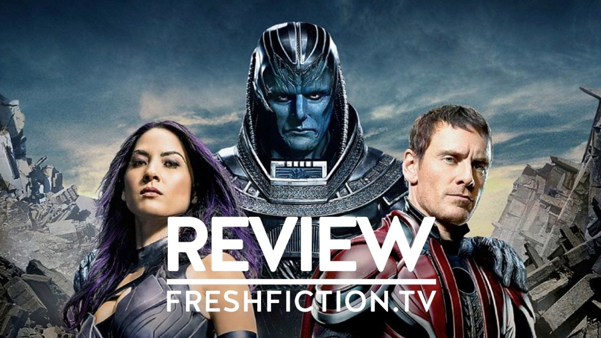 Movie Review: 'X-MEN: APOCALYPSE' – The New Class