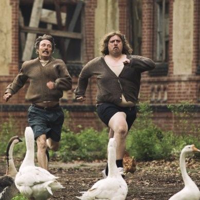 Movie Review: 'MEN & CHICKEN' – an absurdist take on a family drama