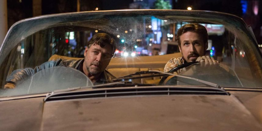 Movie Review: 'THE NICE GUYS' solves the case with buddy-cop movies