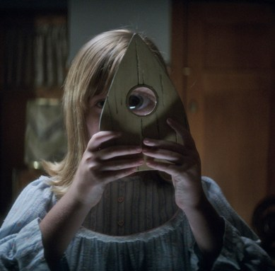 'OUIJA: ORIGIN OF EVIL' is a dark af sequel to 'HELLO, MY NAME IS DORIS'
