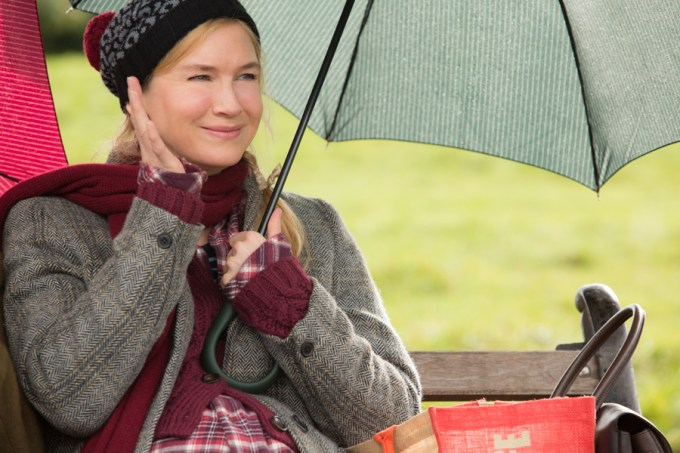 Renée Zellweger in BRIDGET JONES'S BABY. Courtesy of Universal Pictures.