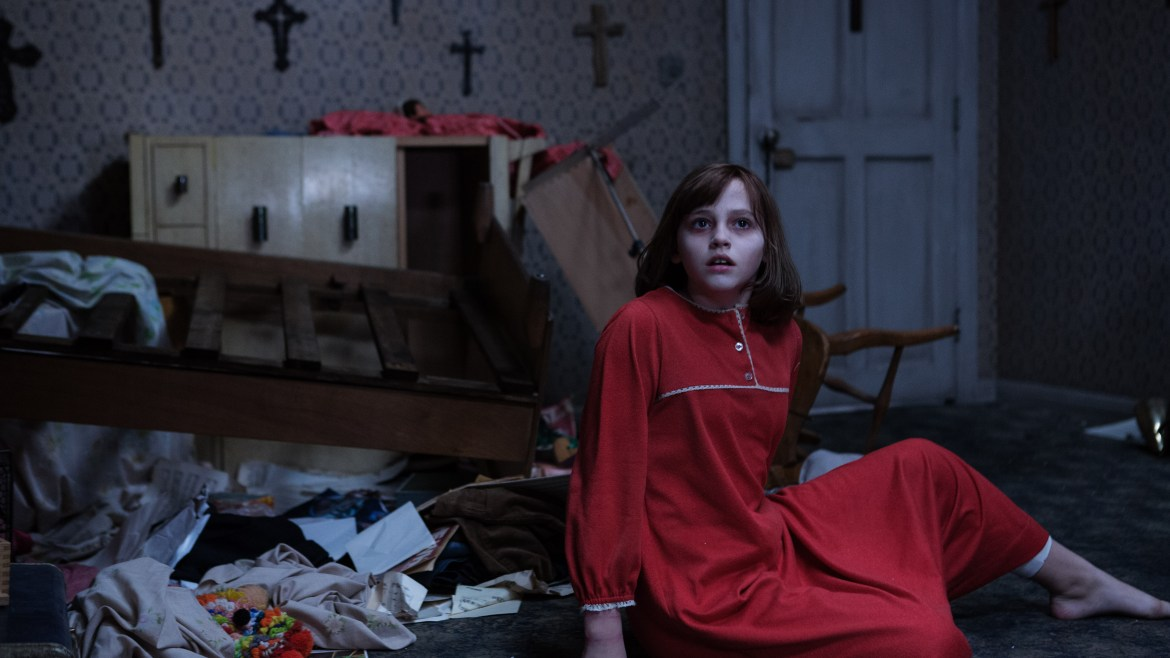 Movie Review: 'THE CONJURING 2' manifests the spirit of classic haunting movies