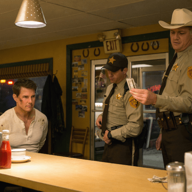 Running man – 'JACK REACHER: NEVER GO BACK' and Signature Edition of 'PINOCCHIO' hit the streets this week on Blu-ray/DVD