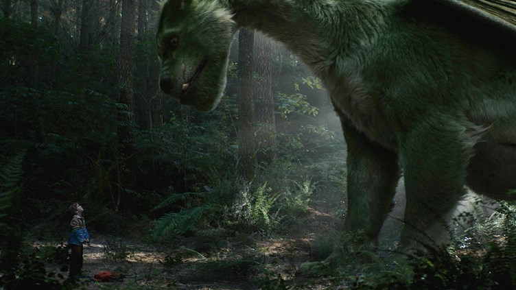 Movie Review: 'PETE'S DRAGON' soars high on heart