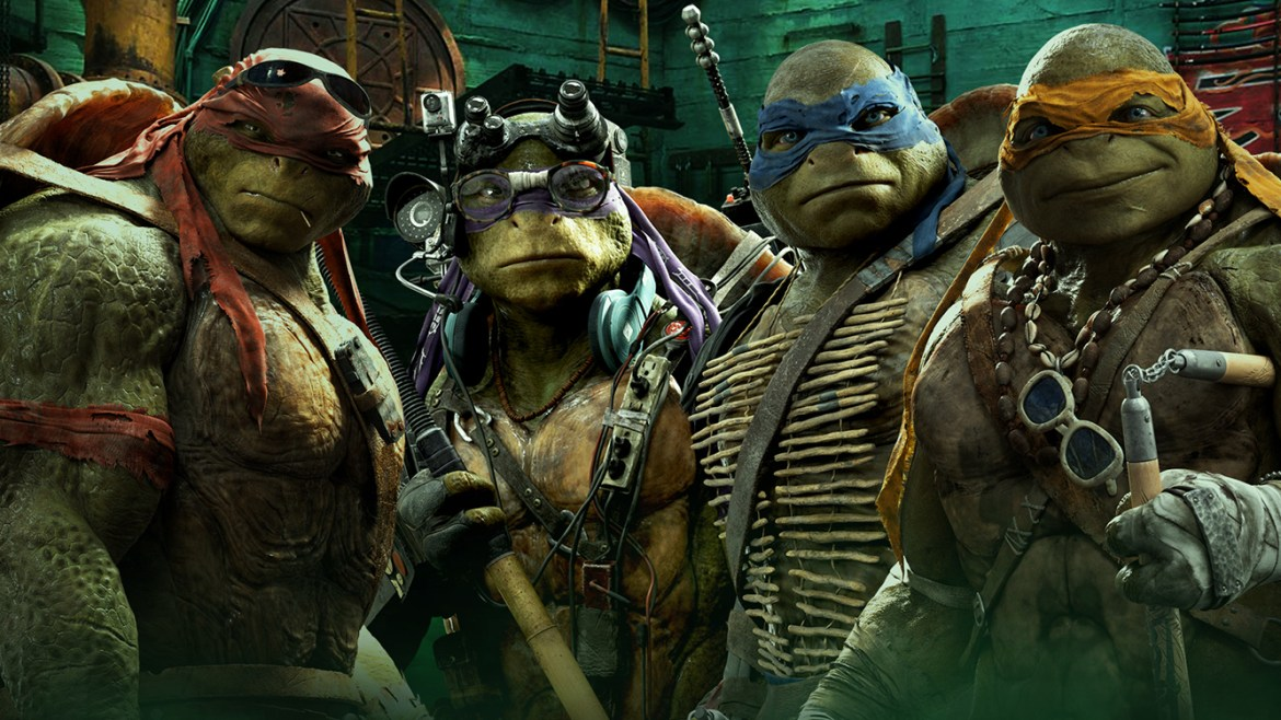 Movie Review: 'TEENAGE MUTANT NINJA TURTLES: OUT OF THE SHADOWS' oozes with more turtle power