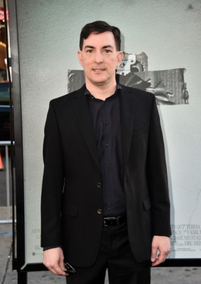 Screenwriter Eric Heisserer attends the premiere of New Line Cinema's LIGHTS OUT at the TCL Chinese Theatre on July 19, 2016 in Hollywood, California. Photo courtesy of Alberto E. Rodriguez/Getty Images North America.