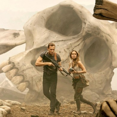'KONG: SKULL ISLAND' #SDCC trailer teases an epic, Kong-sized adventure
