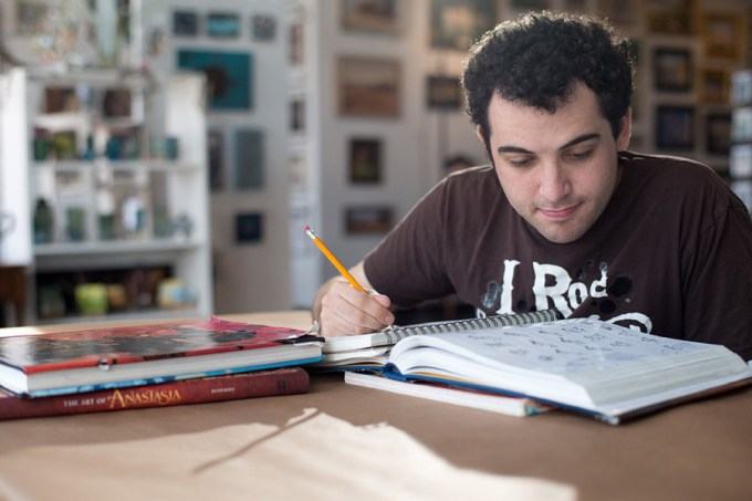 Owen Suskind in LIFE, ANIMATED. Courtesy of The Orchard.