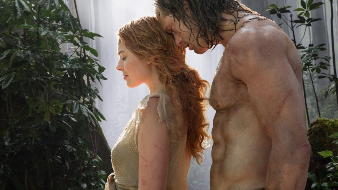 Movie Review: 'THE LEGEND OF TARZAN' Doesn't Really Fit into 2016
