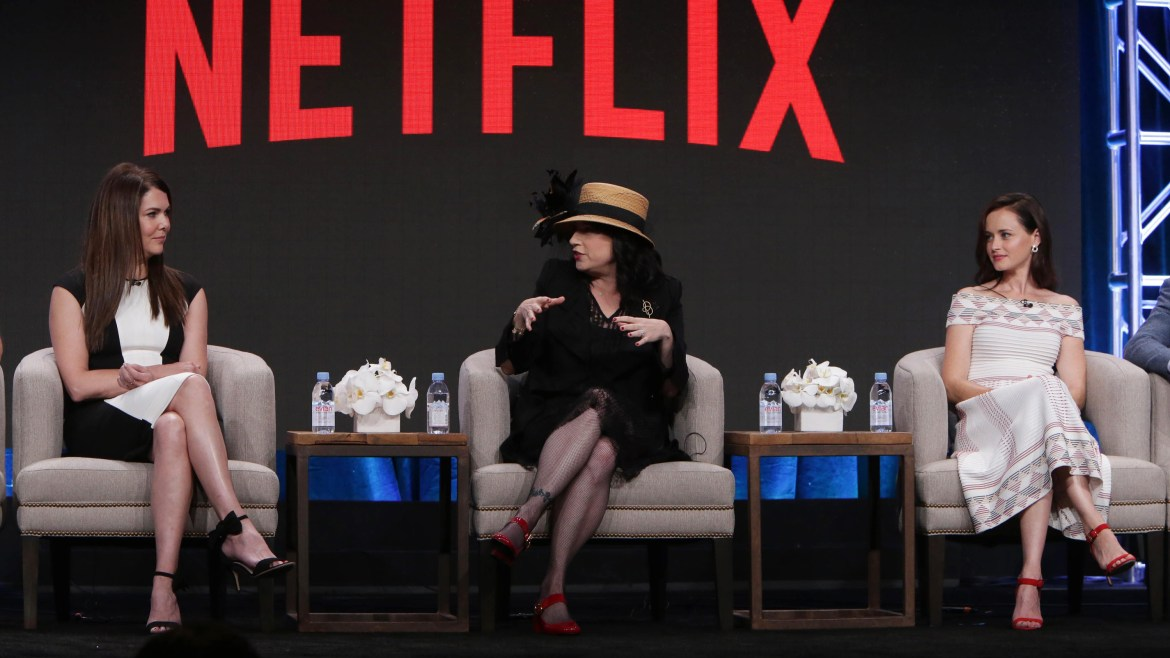 'Gilmore Girls: A Year in the Life' Premieres on Black Friday
