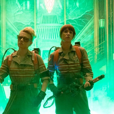 Movie Review: 'GHOSTBUSTERS' offers charm and the spirit of the original