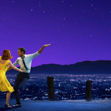 'LA LA LAND' poster is a dream come true