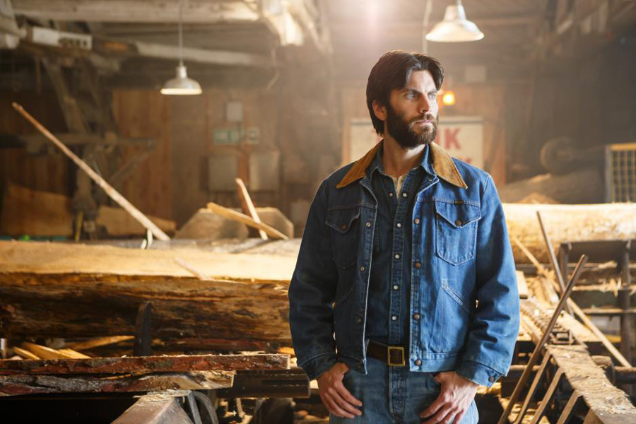 EXCLUSIVE INTERVIEW: Wes Bentley experiences necessary career growth with 'PETE'S DRAGON'
