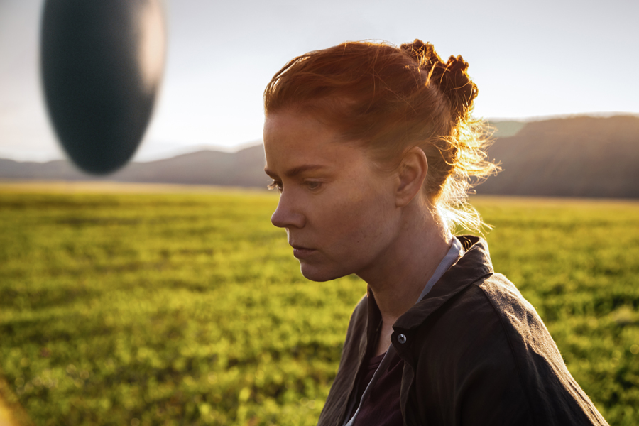 Director Denis Villeneuve's 'ARRIVAL' trailer asks #WhyAreTheyHere