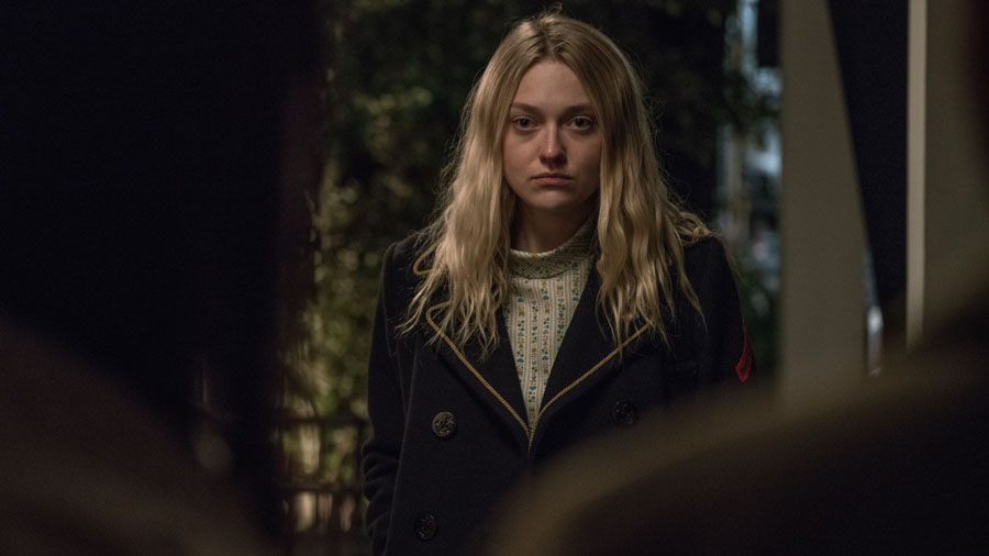 Dakota Fanning embraces rebellion, anger and angst in 'AMERICAN PASTORAL'