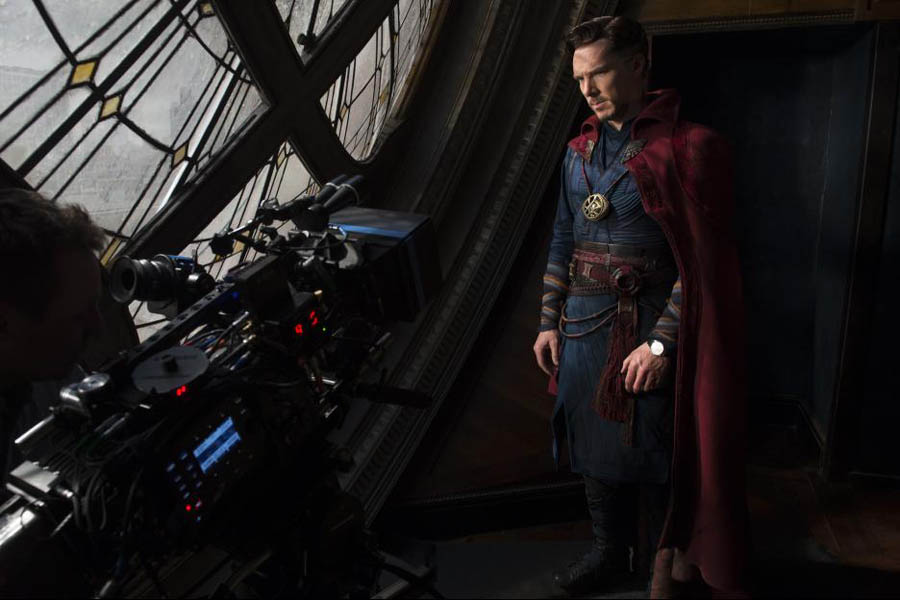 Seven supremely fun and spoiler-free facts about 'DOCTOR STRANGE'