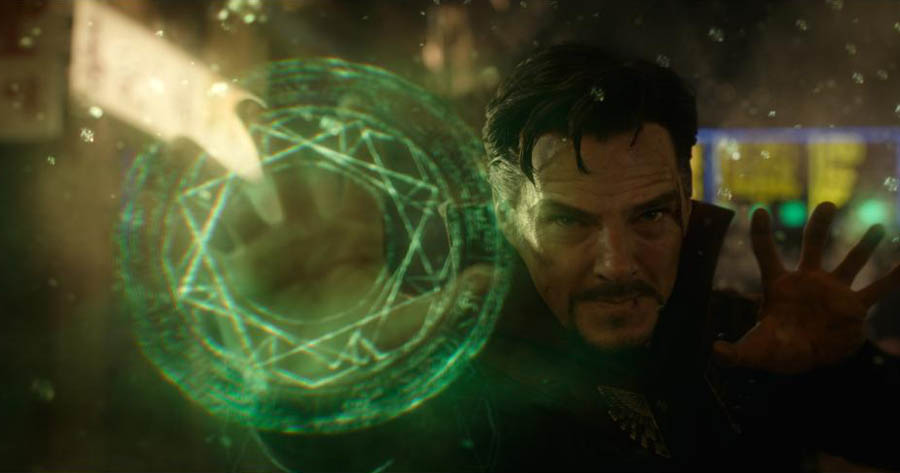 Movie Review: 'DOCTOR STRANGE' – Spectacular Spectacular