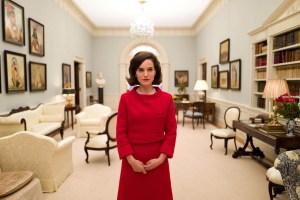 Natalie Portman is JACKIE.
